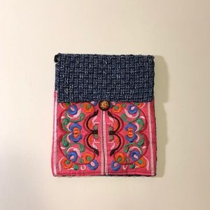 Handbags - Embroidered Purse